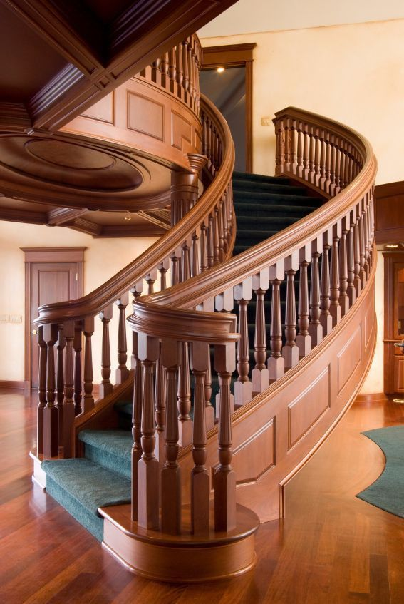Wooden Handrail For Stairs In Abu Dhabi  30% Off  Pure Italian