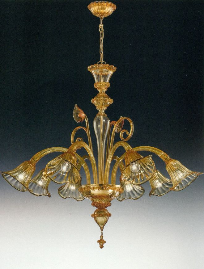 Quality Bohemia Murano Design Chandelier Available for Sale In ...