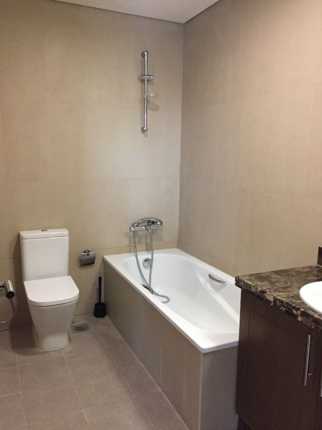 Room for rent  master bed room with attached bath