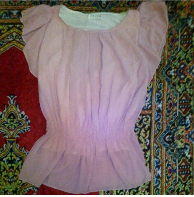 Rose Top For Ladies.S&M.SaSan.Made in China.