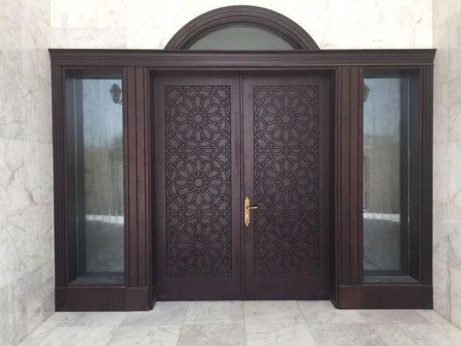 Get Semi-Solid Wood Doors - Pure Italian Abu Dhabi