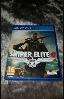 Sniper Elite 4 For Sale In Dubai. Very good condition inside-out