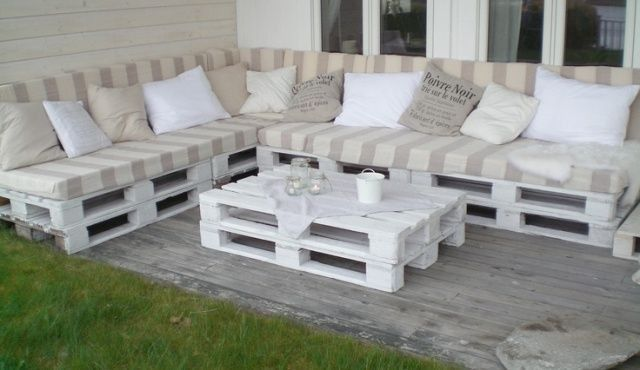 dubai wooden pallets sofa sets -0555450341