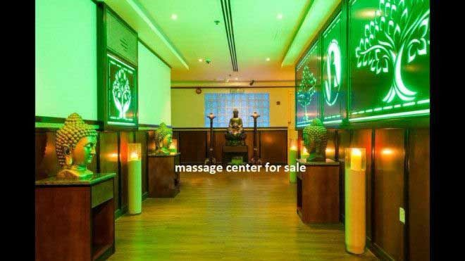 Spa massage center for sale In Hotels in Dubai