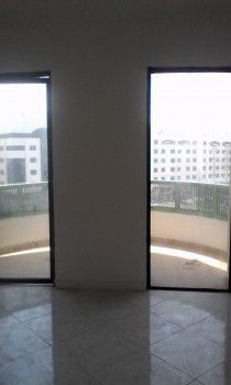 Spacious, bright & affordable 3 bhk with wardrobes, balcony & maids room