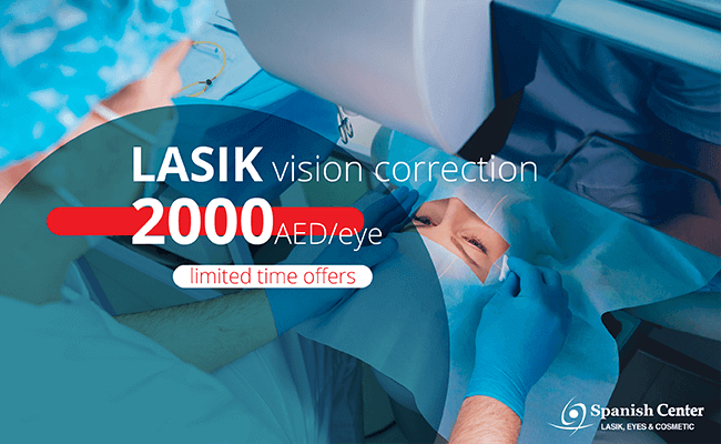 Special Offer on LASIK Surgery at Spanish Eye Center in Dubai with Dr. Tamer Salem