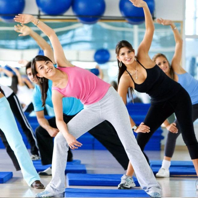 Special Offers On Aerobic Classes for Ladies in Al Mushrif | Dolphin Sports Academy