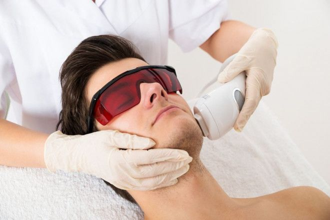 Discounts on laser hair removal sessions for Men with Corpofino in Abu Dhabi