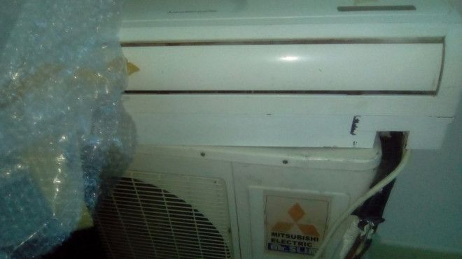 Split ac used for sale in sharjah good condition
