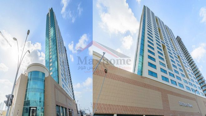 Stunning 2 Bedrooms Apartment with Sea View for Rent in Eni Shams