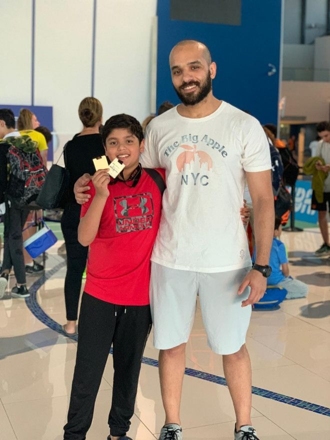 Swimming Classes for Kids & Adults in Al Mamzar Dubai | Cleopatra Swimming Academy