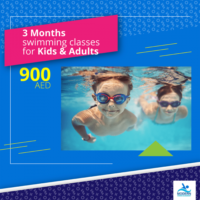 Special Offers on Swimming Classes for Kids and Adults in Baniyas | Modern Swim Academy