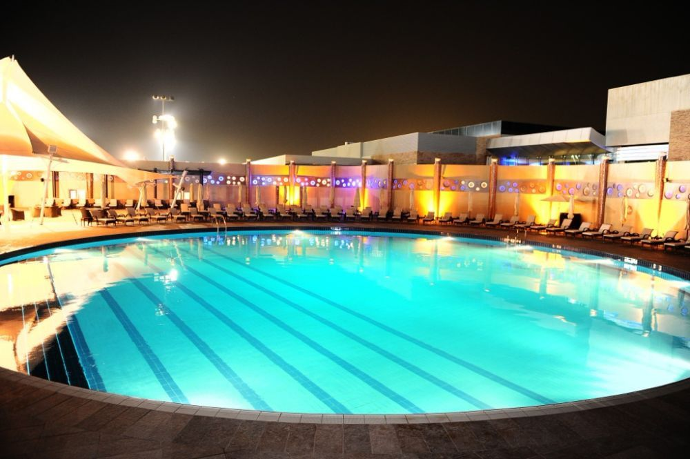 Abu Dhabi Country Club | Swimming pool | Abu Dhabi | UAE - Storat