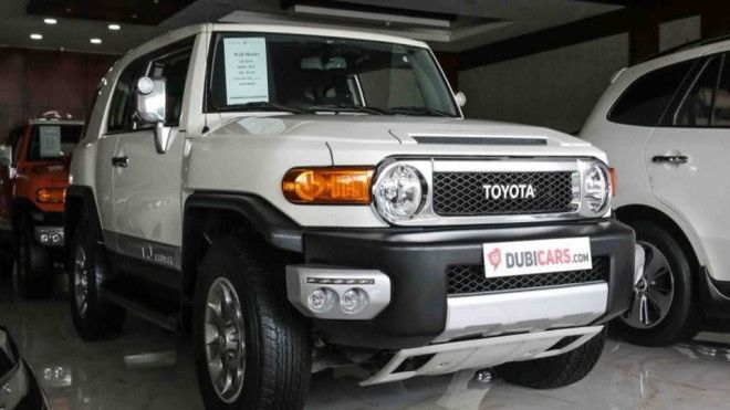 Toyota FJ Cruiser   Wali Motors   For Sale In Dubai, UAE