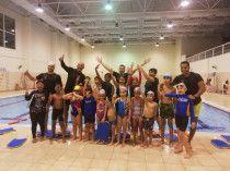 خصم حتى 30٪ على دروس السباحة للأطفال في مدينة محمد بن زايد | أكاديمية القمة الرياضية