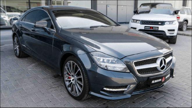 Used 2013  Mercedes-Benz CLS 500 For Sale In Abu Dhabi