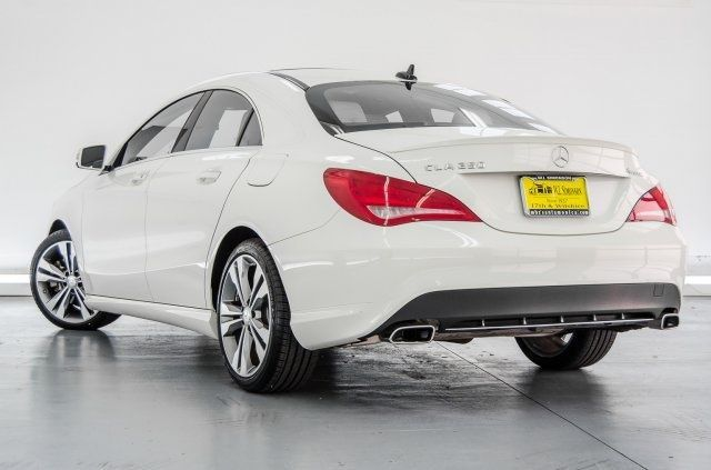 2016 Used Mercedes-Benz For Sale In Abu Dhabi - Cla250 - 4matic