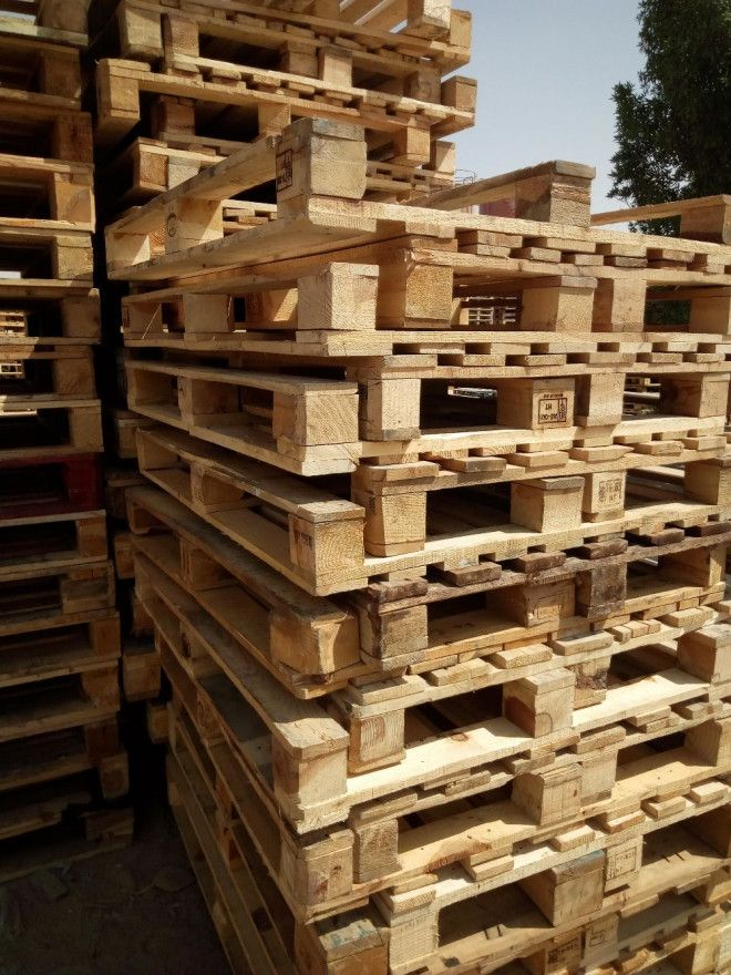 Used Wooden Pallets For Sale In Dubai
