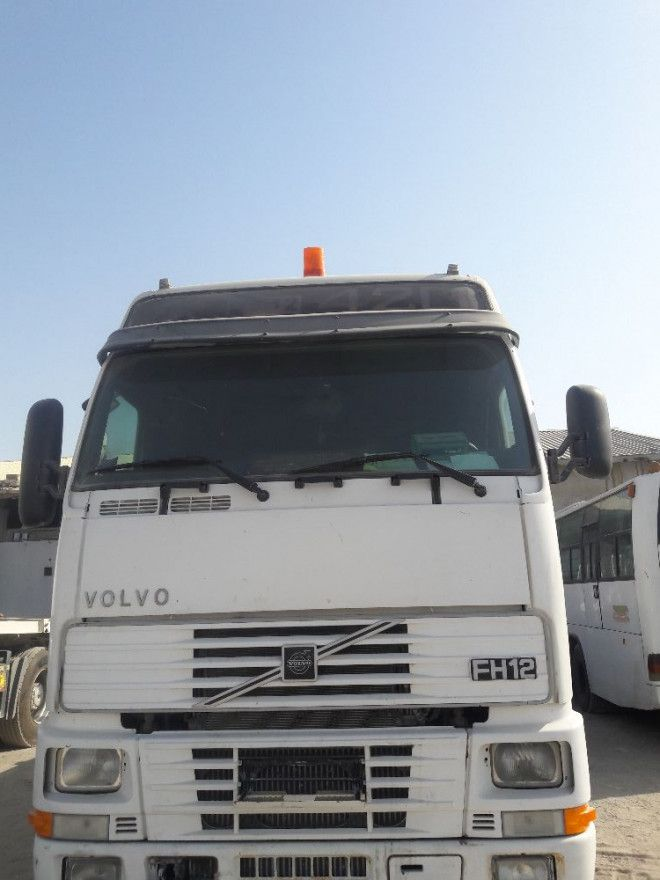 Volvo fh 420 for sale with trailer neat and clean trailer