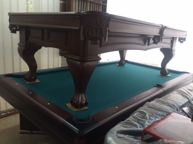 We are offering billiard maintenance services