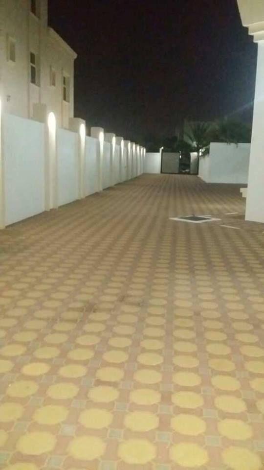 Big villa for rent at Al Towayya - Al ain