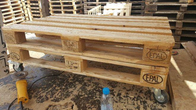 Dubai wooden pallets coffee Tables sale-0555450341