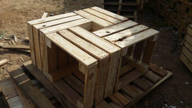 dubai wooden pallets crates sale--0555450341