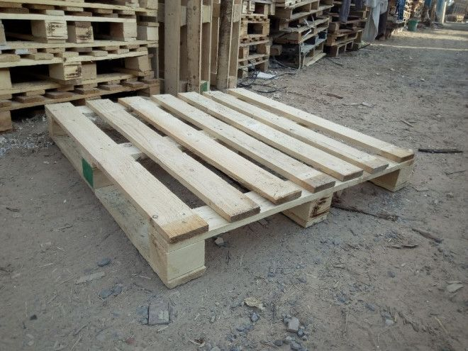 Wooden Pallets For Sale In Dubai - Standard Sizes