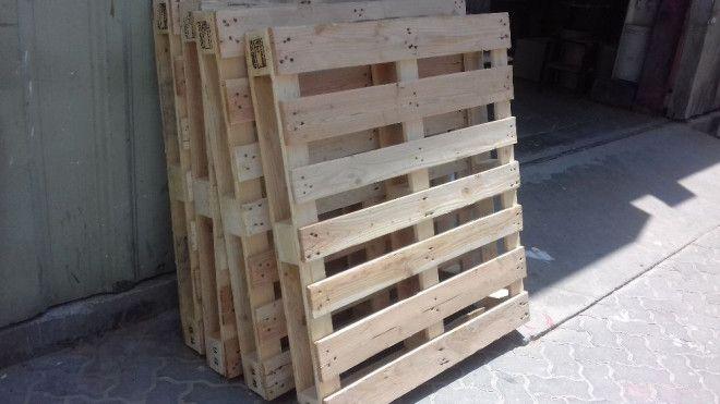 Dubai Wooden Pallets standard size- 0555450341