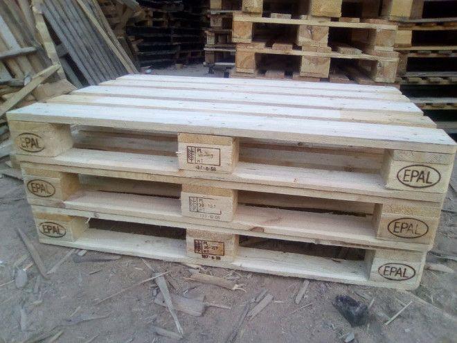 Dubai wooden pallets Heavy Duty Euro -0555450341