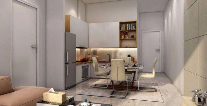Luxury Furnished Apartment For Sale In Dubai - Al Furjan