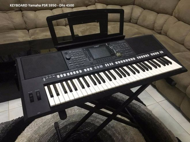yamaha psr s950 keyboard for sale perfect condition rak