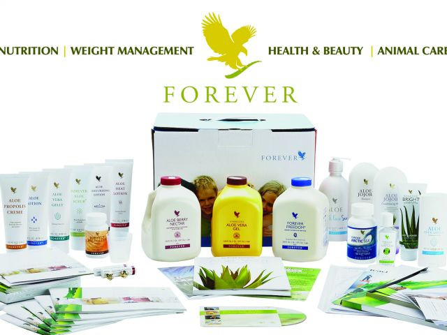 Its organic Aloe for you!