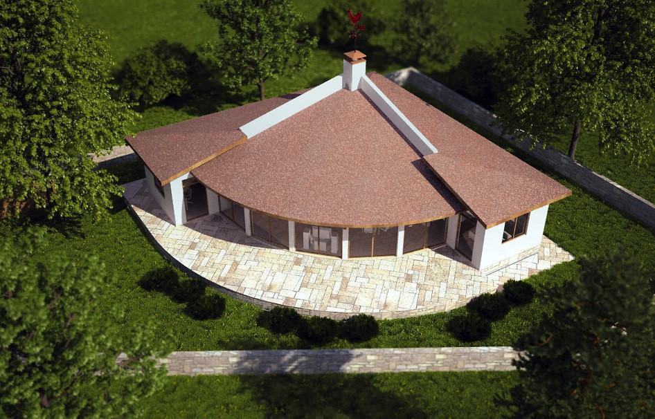 How do I select a ready made house plan?