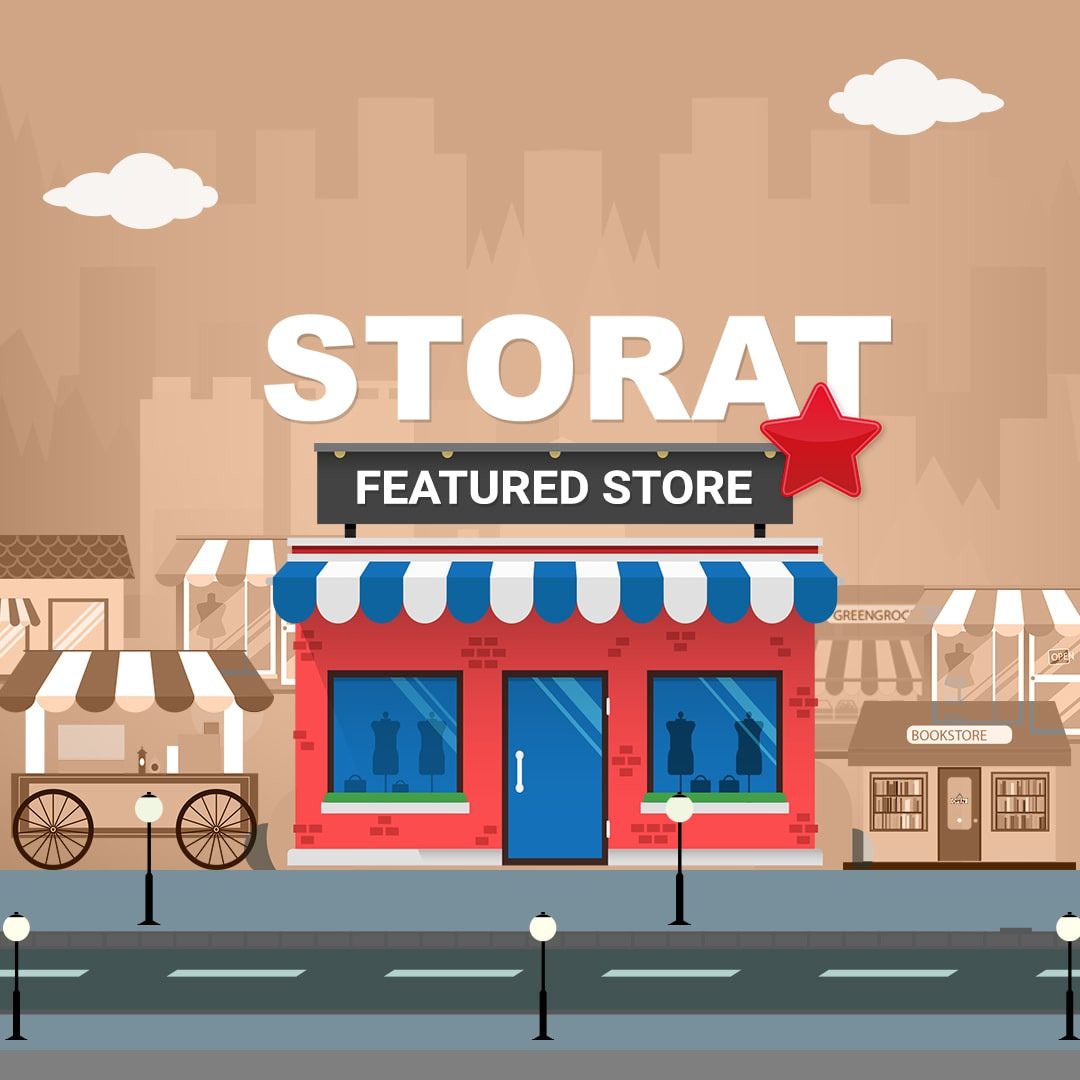 Four tips to create a great looking store on Storat.com
