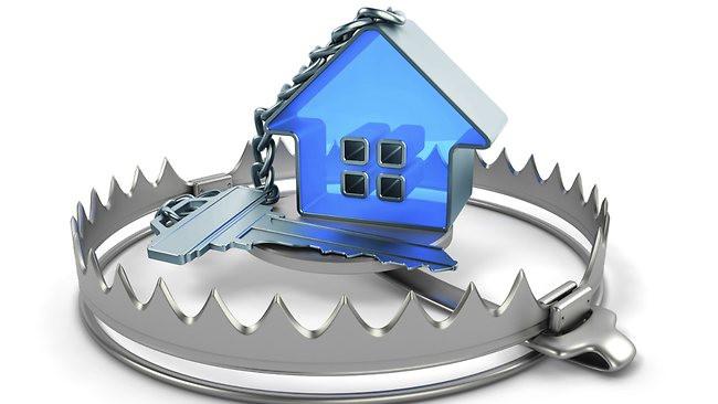 10 اخطاء شائعة لمشترين المنازل