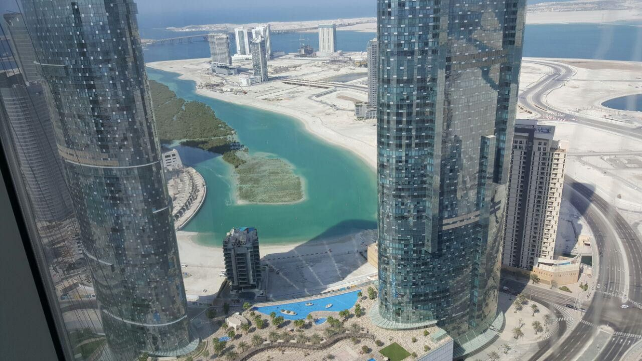 SUN TOWER AL REEM ISLAND