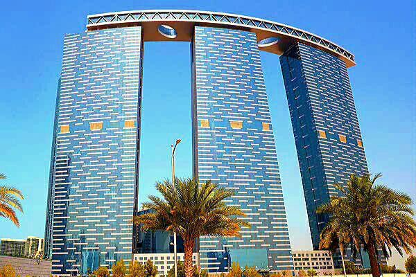 GATE TOWER AL REEM ISLAND