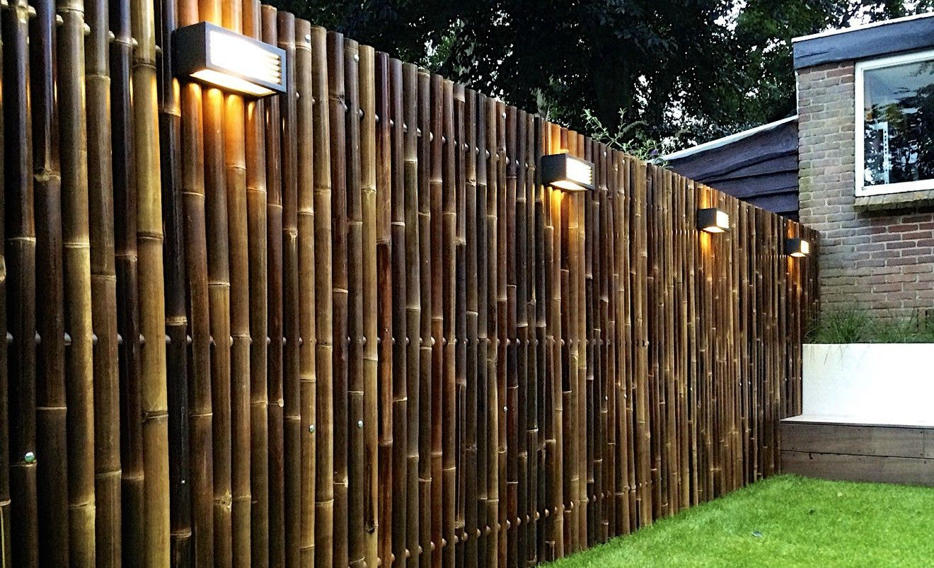 ​Reasons To Install Bamboo Fence For Your Garden