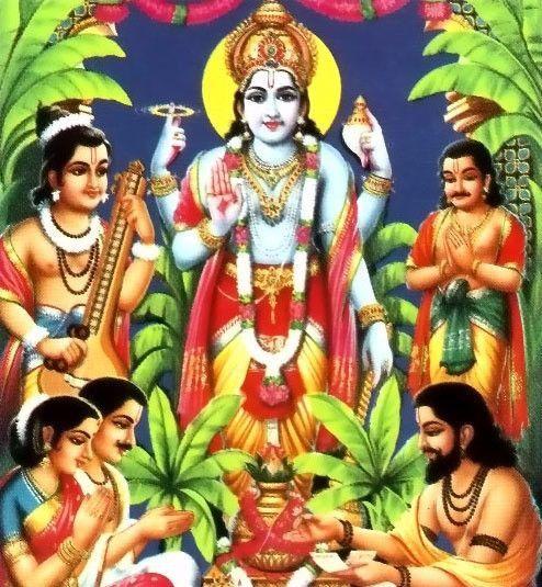 Pandit Ji In Dubai For All Purja Such For Hindu God