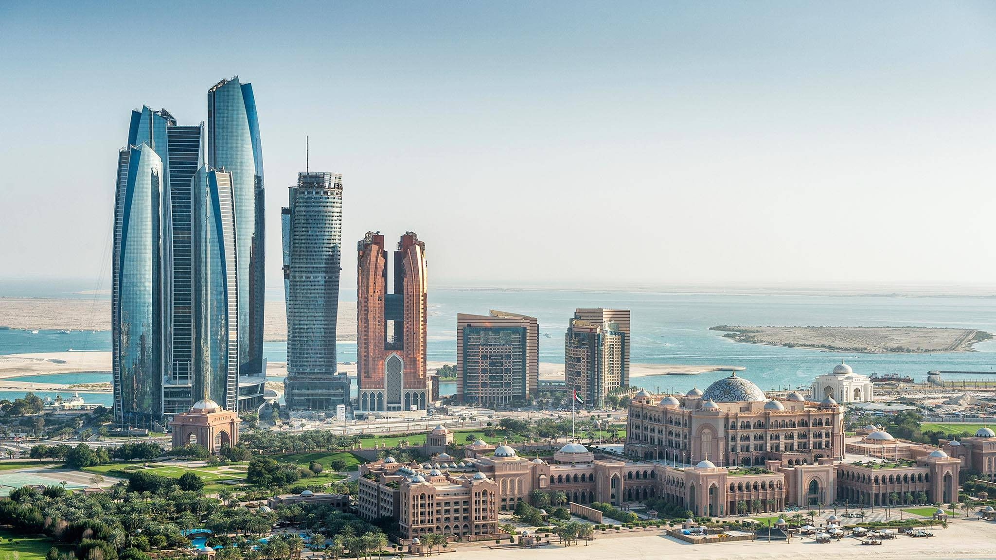 Abu Dhabi – The best place for business in Middle East
