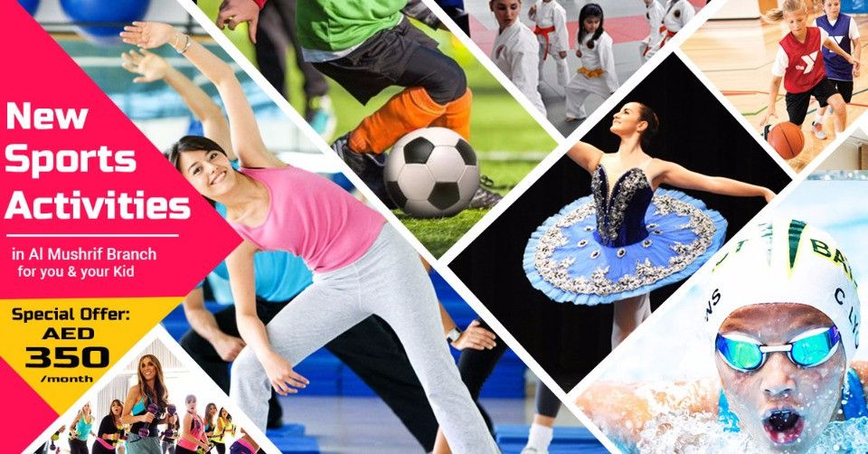 Special Offers on New Sports Activities in Abu Dhabi - Register Now