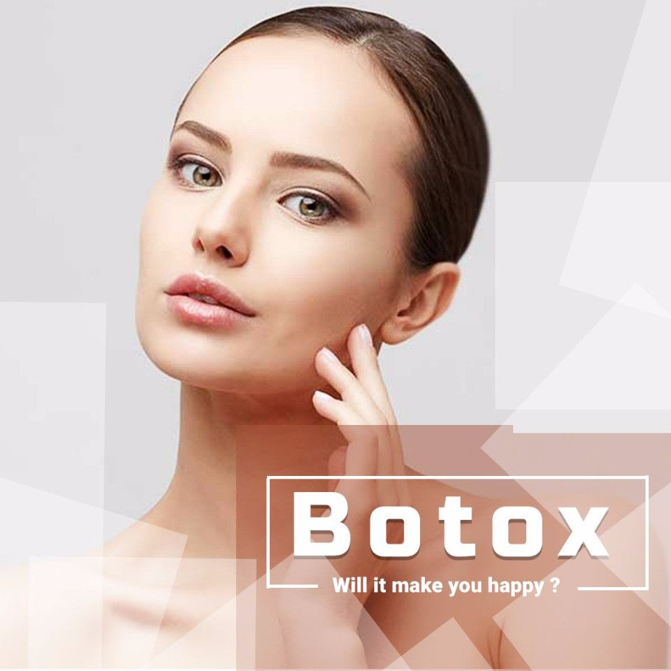 Botox, Will it Make You Happy?