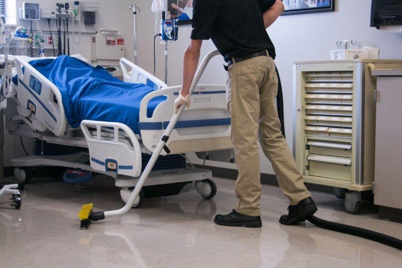 Cleaner Hospitals, Quicker Recovery- Housecare Cleaning Services