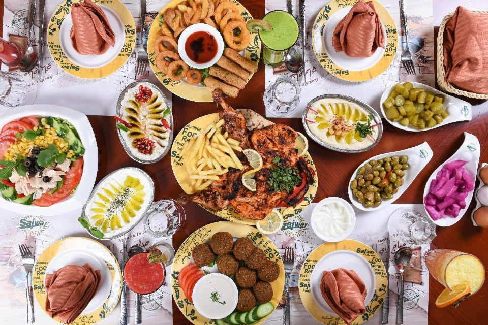 Change Your Menu to International: Try Best Lebanese Restaurants in Abu Dhabi