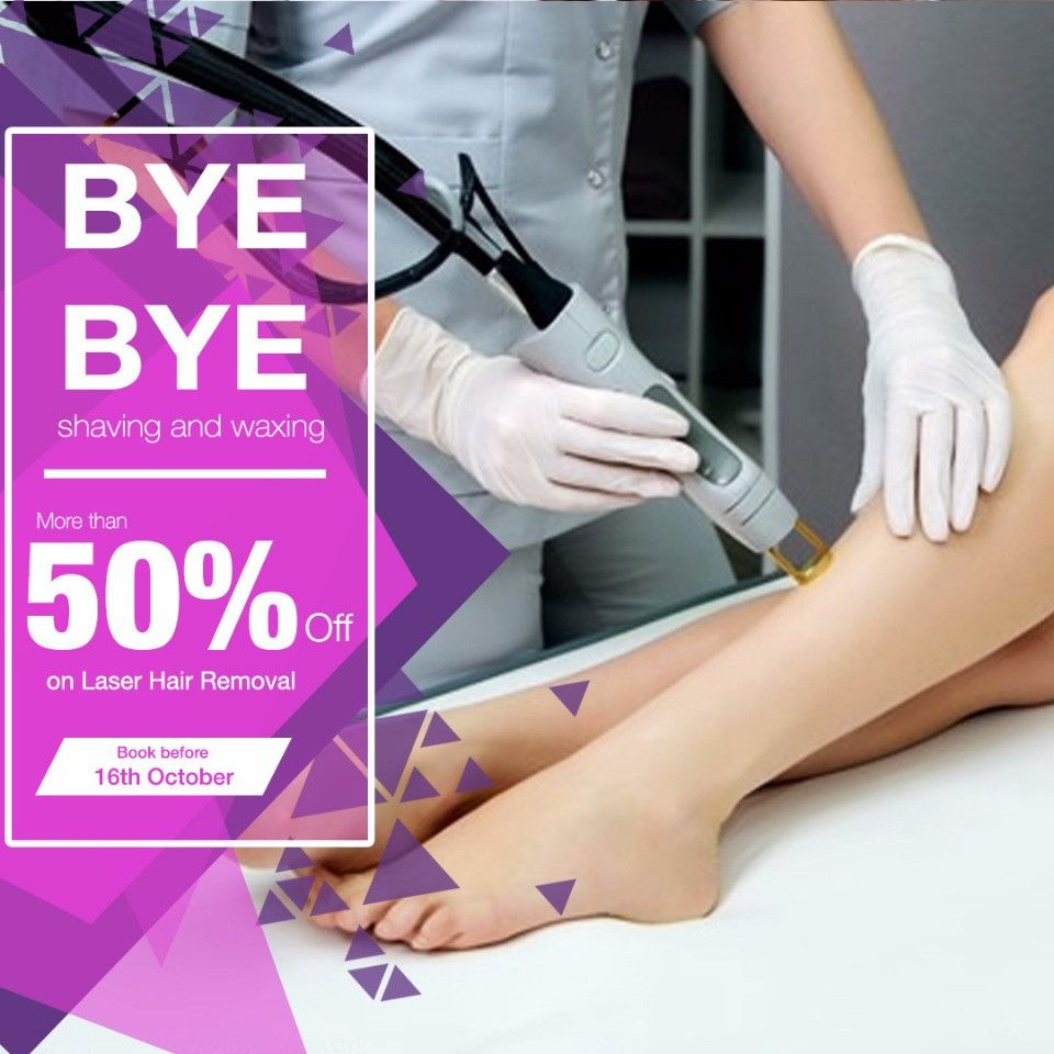 Laser Hair Removal Treatment Abu Dhabi at AED 149 per session