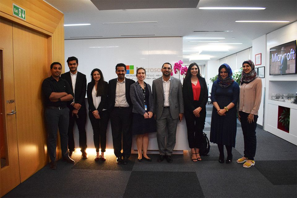 Microsoft & Storat Hosted Digital Transformation Workshop for Medical Centers in Abu Dhabi