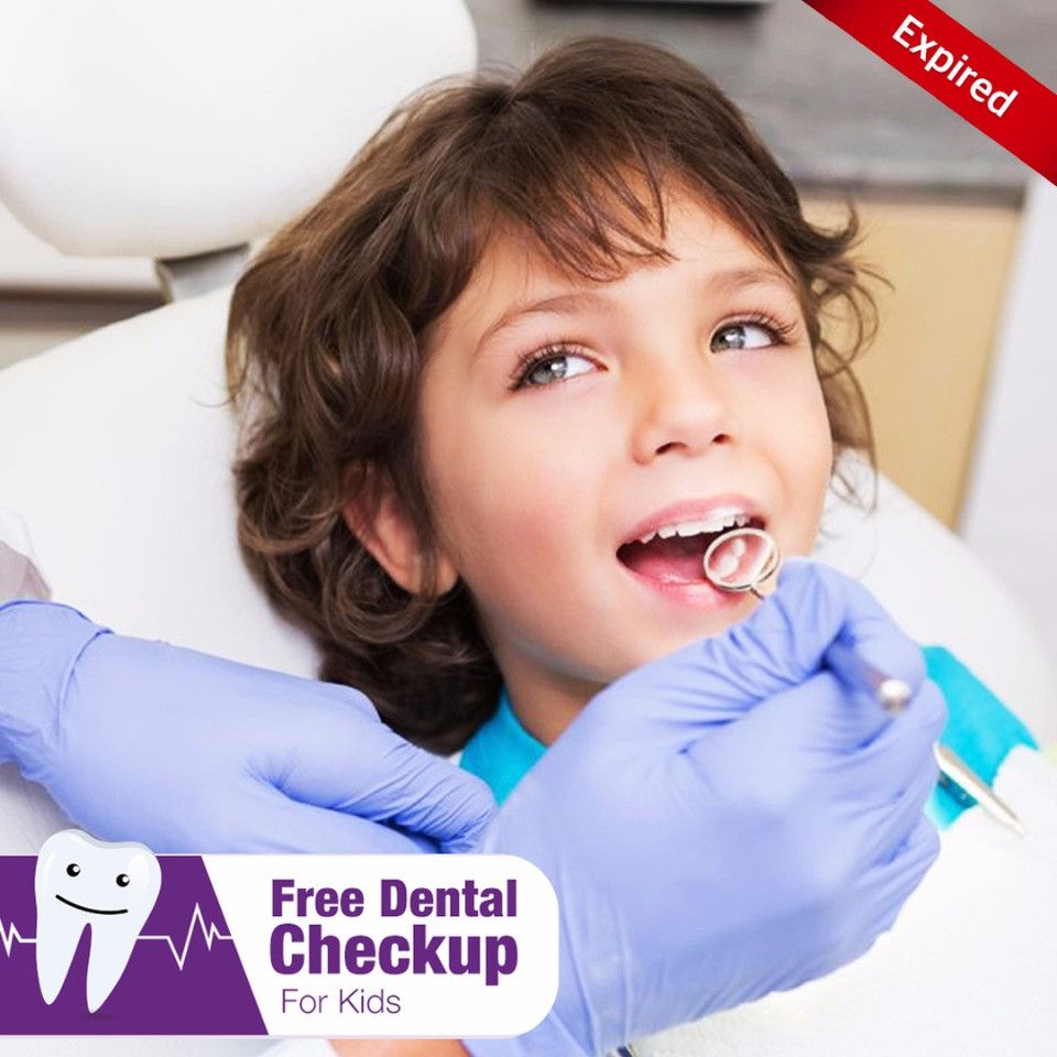 Free Dental Checkup for Kids in Abu Dhabi - Back to School Offer