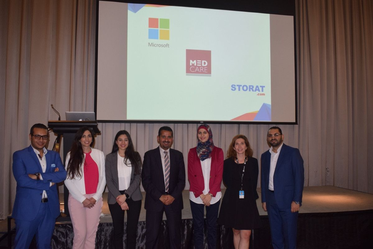 Microsoft & Storat.com Join Forces to Help Medical Centers in UAE with Digital Transformation