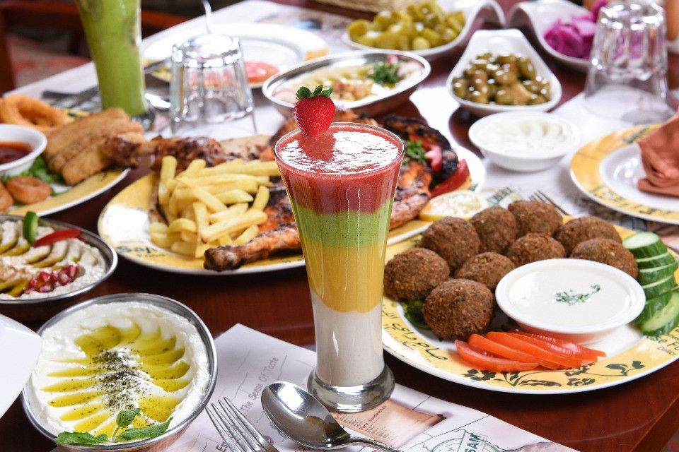 Do You Want to Get Best Middle Eastern Food in Abu Dhabi, UAE?